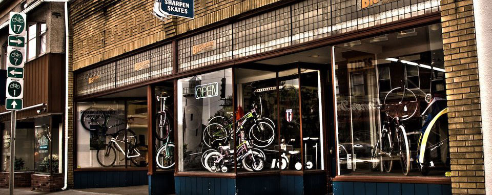 Babcock Bicycles, Endicott NY